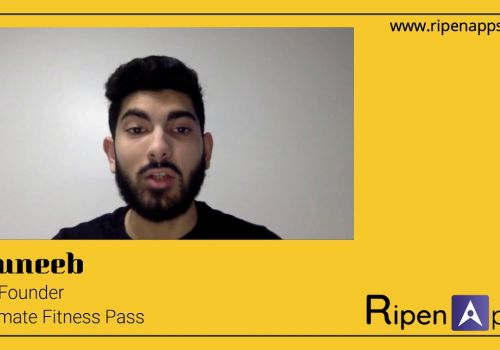 Ultimate Fitness Pass | UFP | Client Testimonial | Client speaks | RipenApps Technologies