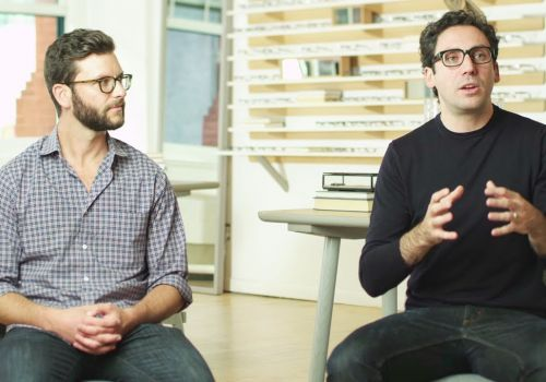 Neil Blumenthal & David Gilboa (Warby Parker) - Men of the Moment