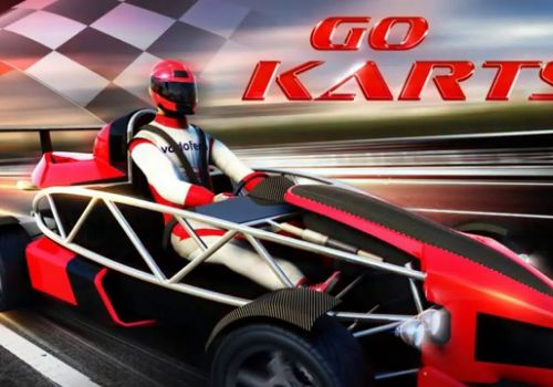Go Karts Ultimate - Real Racing with Multiplayer [Official Teaser - 2016]