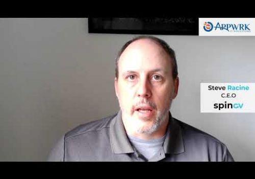 Web Portal - SpinCV | Client Testimonial | APPWRK IT Solutions Pvt. Ltd.