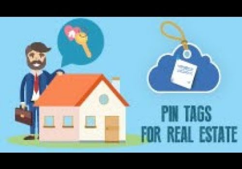 Pin Tags for Real Estate