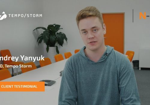Andrey Yanyuk - N-iX and Tempo Storm Experience