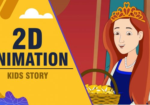 2D Animated Story | Jadui Aam | Essence Studios