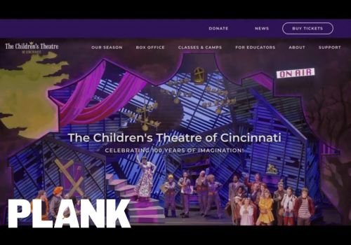 Opening Site: A Brand New Website for TCT | Plank