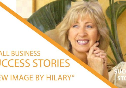 Small Business Success Stories - New Image by Hilary!