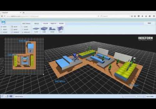 Easycad - A cloud-powered 3D CAD designer
