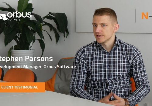 Stephen Parsons - N-iX and Orbus Software Experience