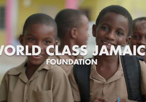 World Class Jamaica - A Better Future, Today
