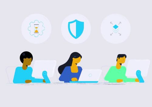 Explainer Video - Data Sharing & Security (2D Animation)