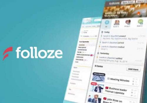 Folloze - supercharge your sales with content and analytics