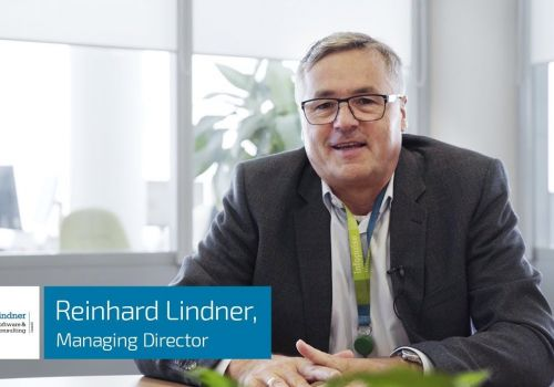 Lindner Software & Consulting GmbH - Testimonial Video