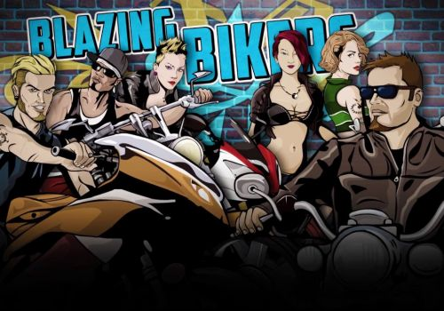 Blazing Bikers - Official Teaser 2017