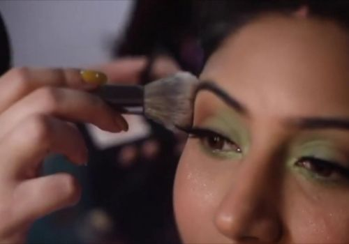 Actress Surbhi Chandana Glowing Green in The OFU!