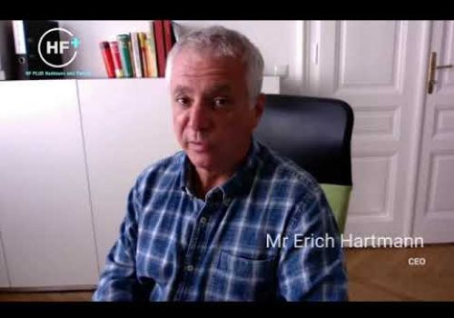 Mandy Web Design | Client Mr Erich Hartmann, CEO HF-PLUS | Feedback and Review