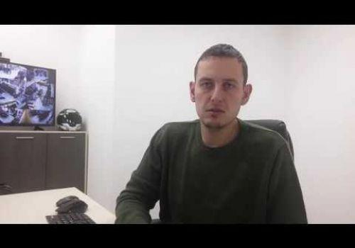 Георги Личков - собственик на Moto Ekip / Linson Moto