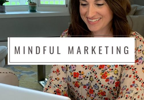 What is Mindful Marketing?