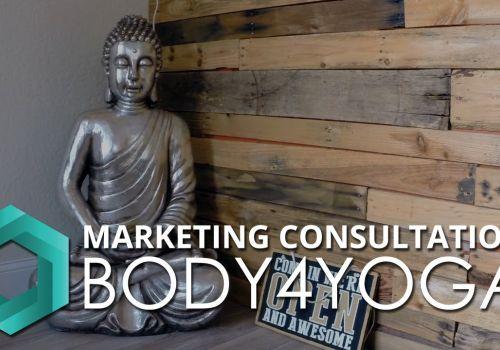 Internet Marketing Testimonial by Body4Yoga | Clicc Media Inc