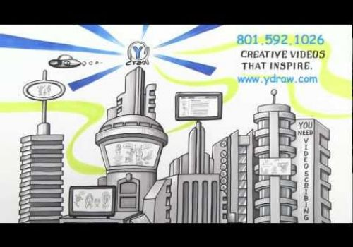 #1 Whiteboard Animation Video Created By Ydraw | Whiteboard Animation