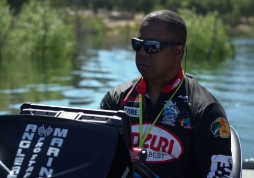 Pro Bass Angler Todd Woods Shares Fishing Tips & Uses Techron Marine for Maximum Engine Performance