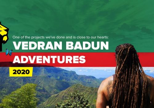 Vedran Badun Adventures Website