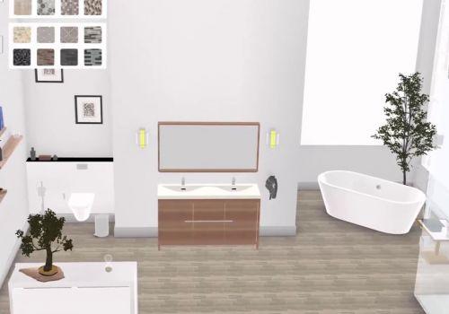 Bathroom Augmented Reality AR