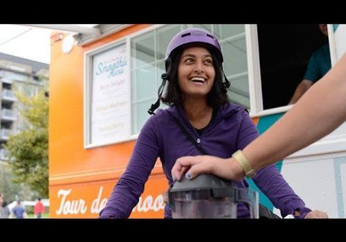 BridgeSpan's Tour de Smoothies: Sustainable Ballard 2014