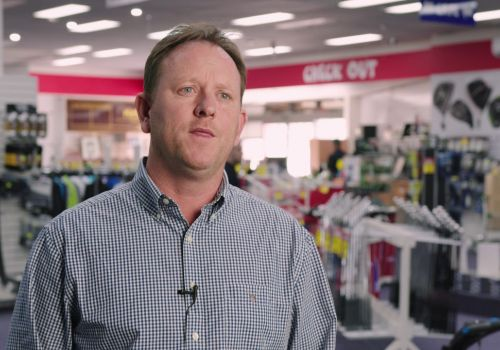 Golf Clearance Outlet Video Testimonial