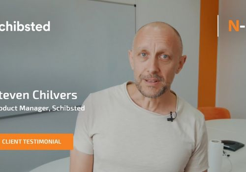 Steven Chilvers - N-iX and Schibsted Experience