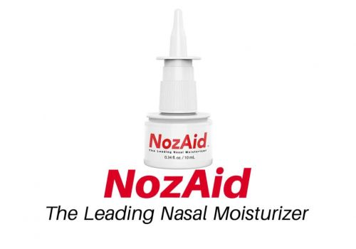 NozAid : The Leading Nasal Moisturizer