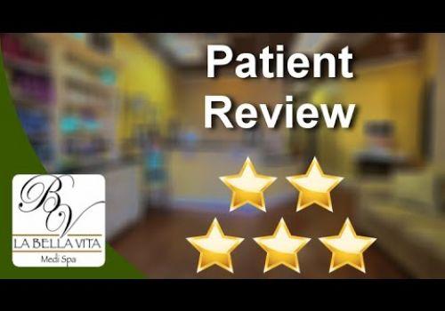 La Bella Vita Medi Spa Rocklin Outstanding 5 Star Review by elena desh