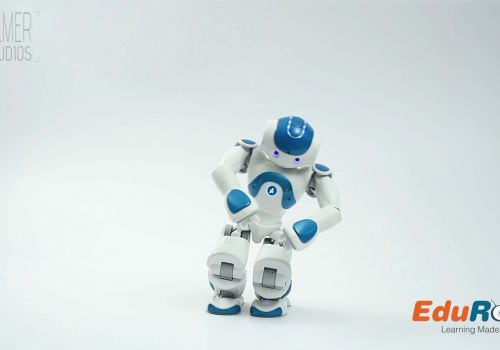 NAO Humanoid Robot | Kathaka Creatives (Formerly known as Filmer Studios)