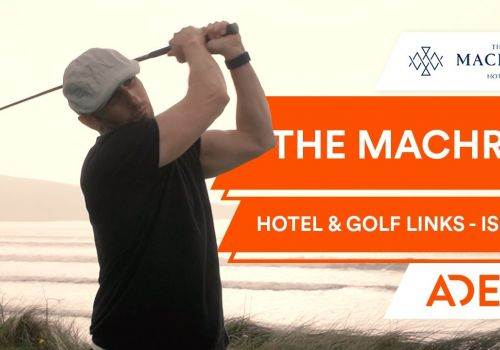 The Machrie Hotel & Golf Links Islay - Luxury Hotel and Golf on Islay. Promo Video Content Creation