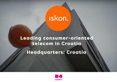 AGENCY04 Client Talks: Iskon
