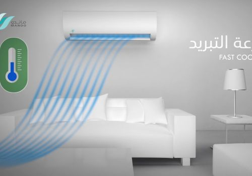 Mando - 3d Air Conditioner Commercial