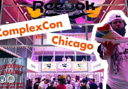 Reebok ComplexCon Chicago 2019