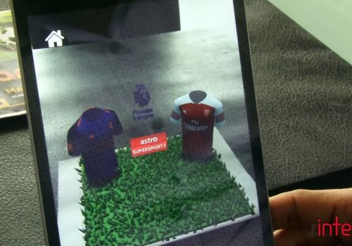 Augmented Reality for User Engagement