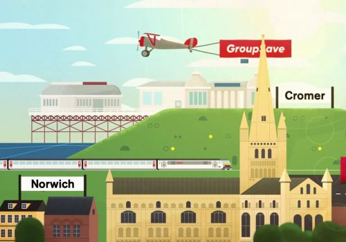 Greater Anglia   Spring Campaign