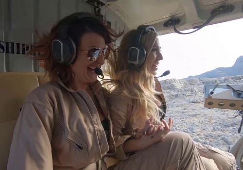 Best Experience In Las Vegas   Gunship Helicopters