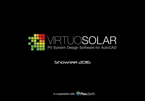 Virtuosolar Showreel 2016 (Promotional)