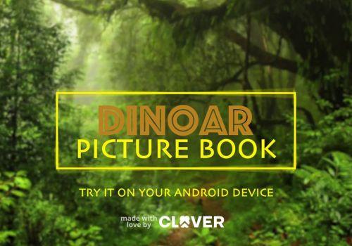 DinoAR - Picture book