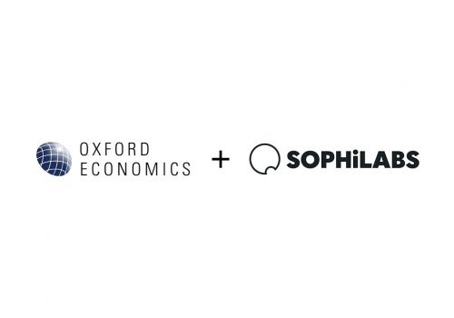 Oxford Economics - Sophilabs' Customer Testimonial