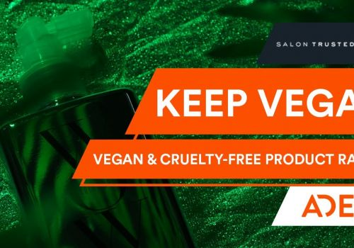 Salon Trusted - Keep Vegan Marketing Video Content #veganuary