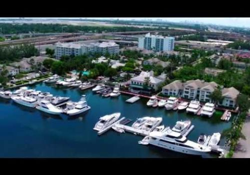 Marina Bay Marina - Where living and yachting is a year round vacation