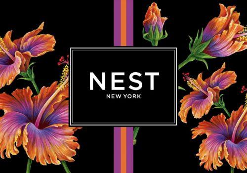 Introducing Sunkissed Hibiscus | NEST New York