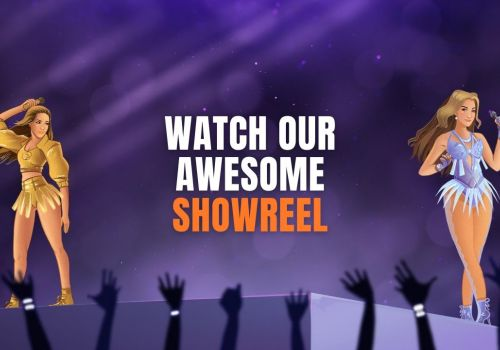 Watch our Awesome Animation Showreel