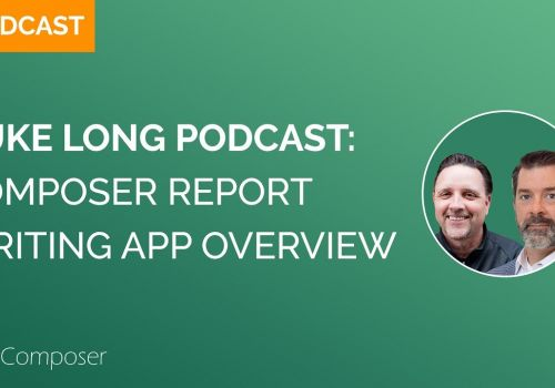 Duke Long Podcast # 173: Meet Composer, the Tool to Generate CRE Reports Right From Your Salesforce