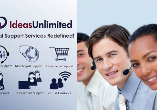 Introduction to IdeasUnlimited-Global Support Services Provider!
