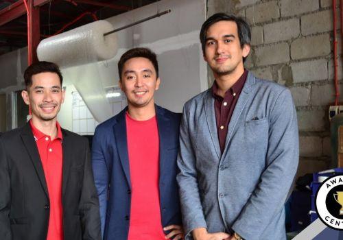 Awards Central Philippines AVP 2019