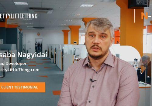 Csaba Nagyidai - N-iX and PrettyLittleThing.com experience