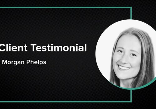 Client Testimonial By Morgan Phelps For Reward Points System App :: Excellent WebWorld